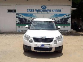 Used Skoda Yeti Elegance 2011 AT for sale