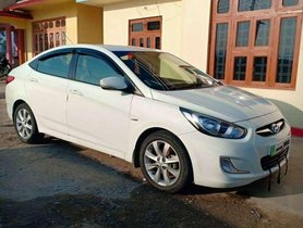 Used Hyundai Verna 1.6 CRDi SX 2011 MT for sale