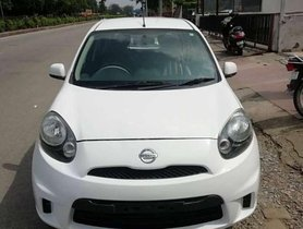 Nissan Micra XV Petrol, 2013, MT for sale