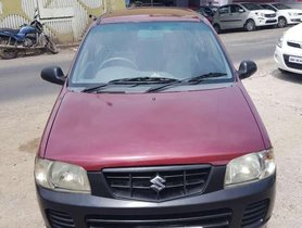 2008 Maruti Suzuki Alto MT for sale at low price