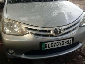 2013 Toyota Etios Liva GD MT for sale