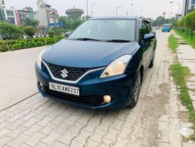 Maruti Suzuki Baleno Zeta Petrol, 2017, Petrol AT for sale