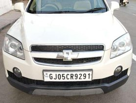 Chevrolet Captiva LTZ AWD 2.2, 2011, Diesel MT for sale