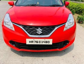 2017 Maruti Suzuki Baleno AT for sale