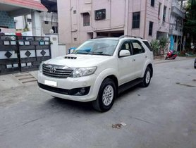 Toyota Fortuner 3.0 4x2 AT, 2013, Diesel for sale