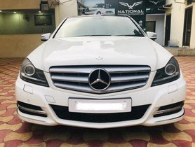 2012 Mercedes Benz C-Class MT for sale
