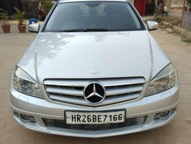 Mercedes Benz C-Class 2010 AT for sale