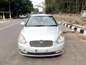 Hyundai Verna VGT CRDi SX ABS, 2007, Diesel MT for sale