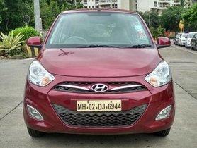 Used Hyundai i10 Sportz 1.1L MT car at low price
