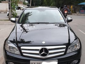 2008 Mercedes Benz C-Class AT for sale