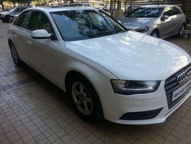 2012 Audi A4 1.8 TFSI AT for sale