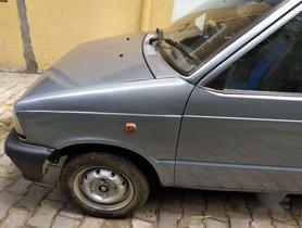 Used 2002 Maruti Suzuki 800 MT for sale