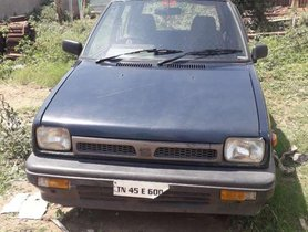 Maruti Suzuki 800 Std BS-III, 1996, Petrol MT for sale