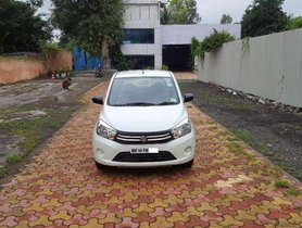 Used Maruti Suzuki Celerio VXI MT 2016 for sale