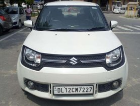 2017 Maruti Suzuki Ignis MT for sale at low price
