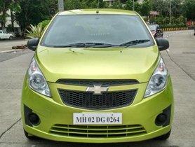 Used Chevrolet Beat Diesel MT car at low price