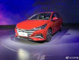 Check Out Hyundai Verna Facelift In New Pics