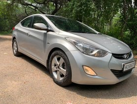 2012 Hyundai Elantra CRDi SX AT for sale at low price