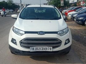 Ford EcoSport MT 2017 for sale