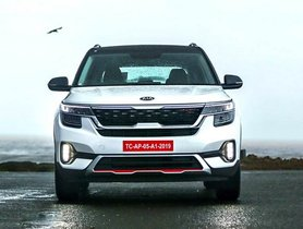 Kia Seltos GTX+ Petrol Dual Clutch Transmission Model Launched At Rs 16.99 Lakh