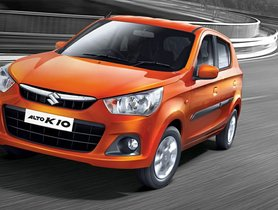 Maruti Alto K10 vs Maruti S-Presso: Prices, Specs, Exterior, Interior Comparison