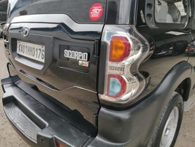 Used Mahindra Scorpio 1.99 S4 MT car at low price