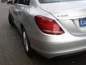 Mercedes-Benz C-Class 220 CDI MT for sale