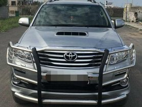 Used Toyota Fortuner 2.8 2WD MT 2016 for sale