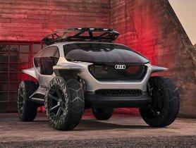 Audi AI:Trail Quattro Previews Future Autonomous Off-Roaders