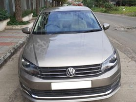 2015 Volkswagen Vento 1.2 TSI Highline AT for sale at low price