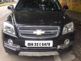 2010 Chevrolet Captiva MT for sale at low price