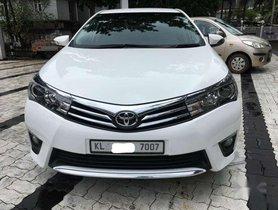 Toyota Corolla Altis 1.8 VL AT, 2015, Petrol for sale