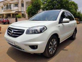 Renault Koleos 4x2 MT, 2012, Diesel for sale