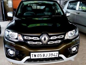 Used Renault KWID AT car at low price