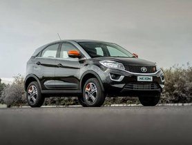 Top 10 Changes In 2019 Tata Nexon Kraz Limited Edition