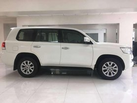Used Toyota Land Cruiser Diesel AT 2016 for sale