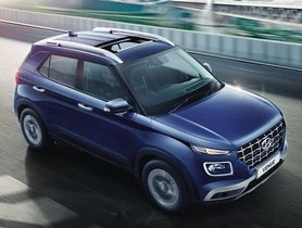10 Best-Selling SUVs In August 2019 In India: From Hyundai Venue To Honda WR-V