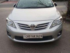 Used Toyota Corolla Altis GL 2011 MT for sale