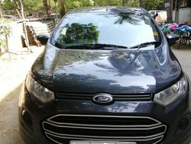 Ford EcoSport Trend 1.5 TDCi, 2014, Diesel AT for sale