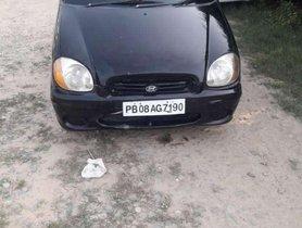 Used 2002 Hyundai Santro AT for sale