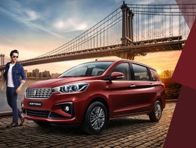 Maruti Ertiga Outdoes Toyota Innova Crysta With Higher Sales Figure Last Month