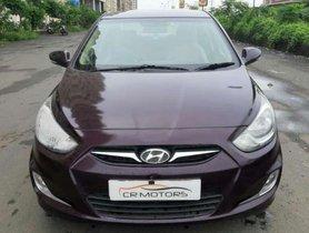 Used Hyundai Verna 1.6 CRDi MT at low price