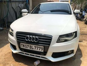 2011 Audi A4 MT for sale