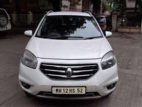 2012 Renault Koleos MT for sale at low price