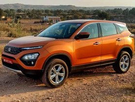 Tata Harrier Gets Pentacare Warranty Package