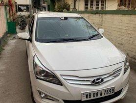 2015 Hyundai Fluidic Verna MT for sale at low price