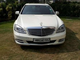2013 Mercedes Benz S Class AT for sale