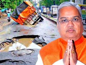 Karnataka Deputy CM: Good Roads, Not Bad Roads Cause Accidents
