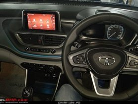 Tata Altroz Reaches Dealerships, Interior Revealed