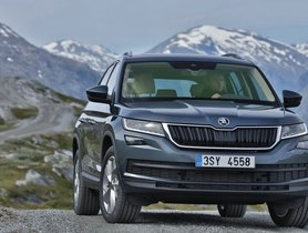 Skoda Launches Corporate Edition of The Kodiaq At a Lower Price